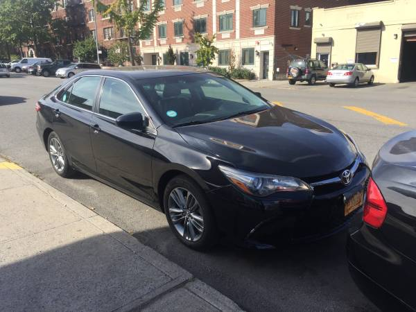 2015 TLC Toyota Camry for RENT for UBER/LYFT - $250