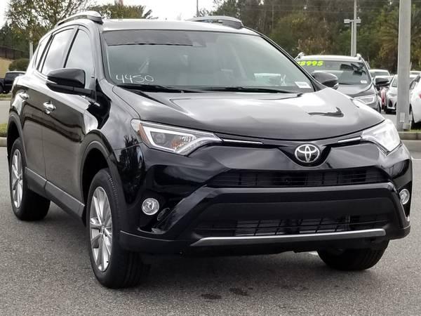 TLC Rental for Toyota Rav4 2018 - $450