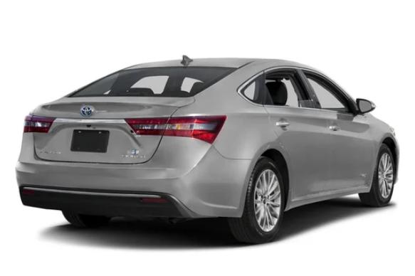 ATTENTION 2015 Toyota Avalon Hybrid Available