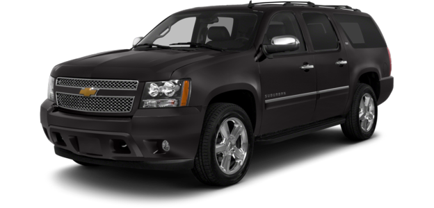 TLC CHEVROLET SUBURBAN 2013  BLACK FOR UBER FOR RENT