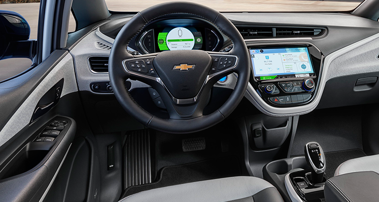 2017 CHEVY BOLT ELECTRIC