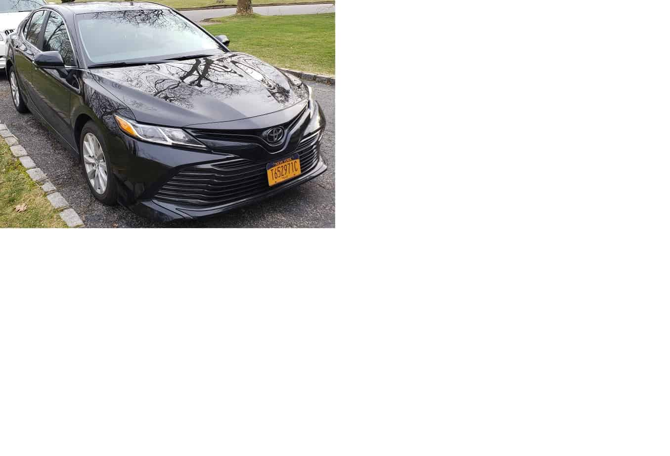 2019 CAMRY FOR RENT
