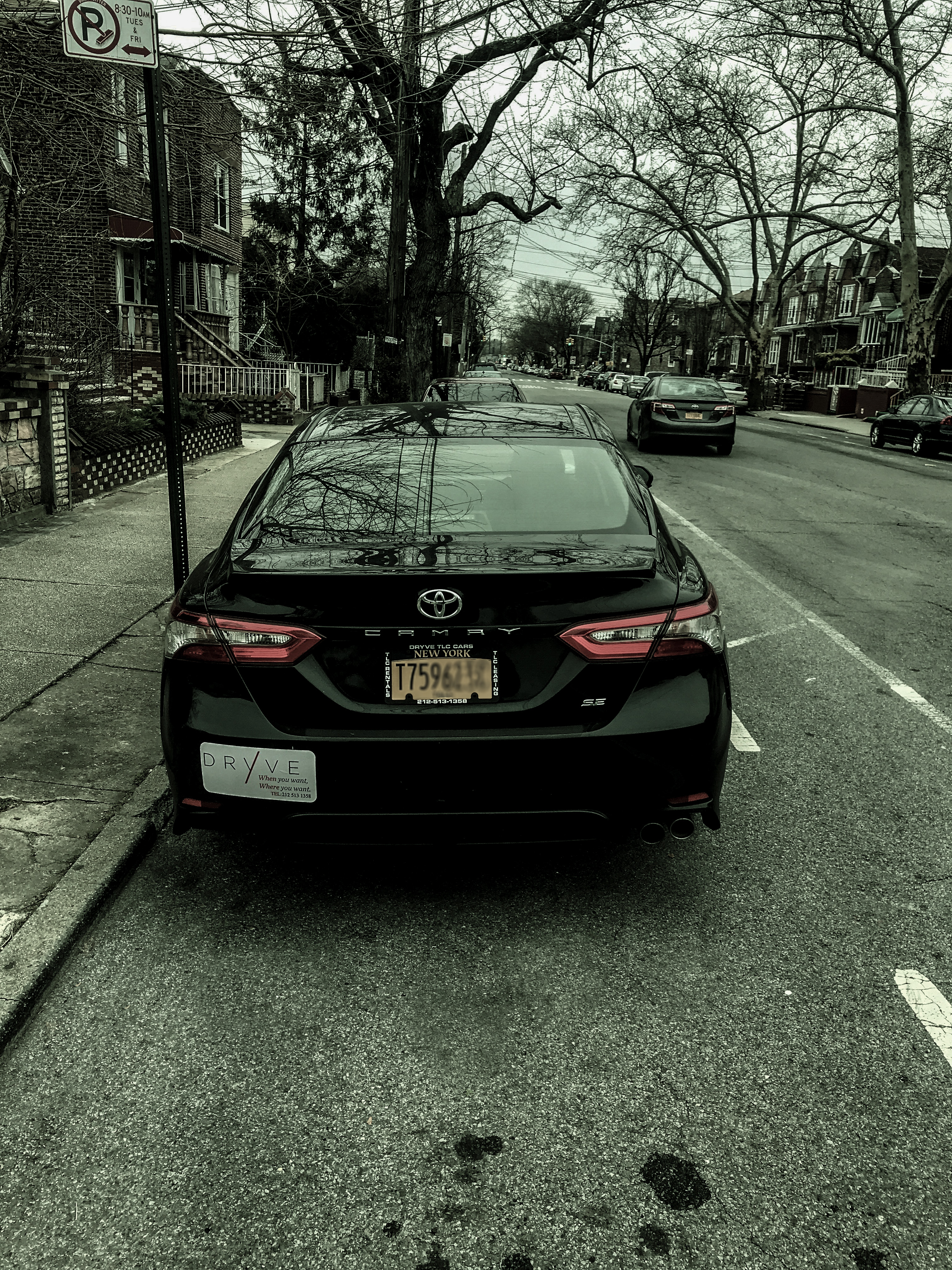 Rental a TLC Vehicle, Rent a rid-share car by the hour Long Island City  With Uber/Lyft/Via
