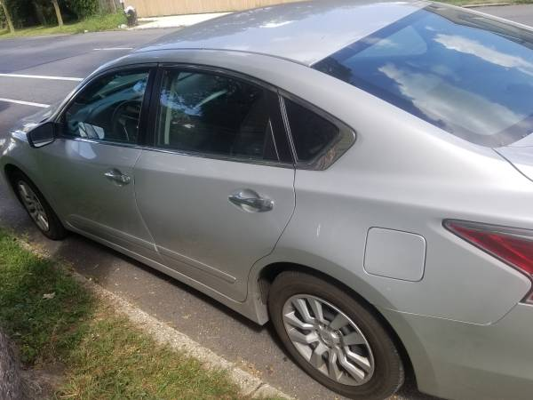 For rent TLC Plated 2015 Nissan Altima - $350