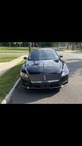 2019 lincoln continental ready for  uber  black