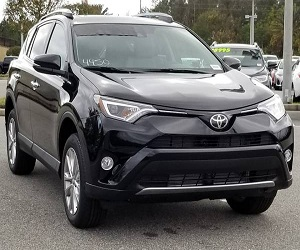 TLC Rental for Toyota Rav4 2018 - $450