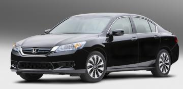 HONDA ACCORD HYBRID 2015