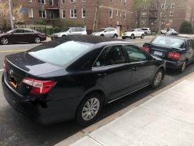 2014 Black Camry for TLC UBER LYFT rental - rent a car Uber