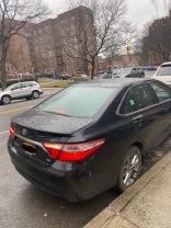 Toyota Camry for TLC UBER LYFT rental