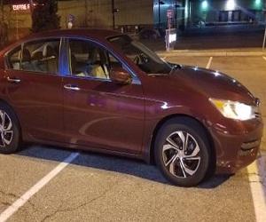 2017 Honda Accord for rent TLC Uber Lyft - $395