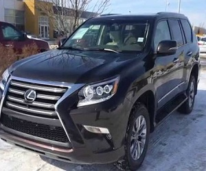 Lexus gx460 with tlc plat available for weekly lease - $550 / tlc car for rent in queens